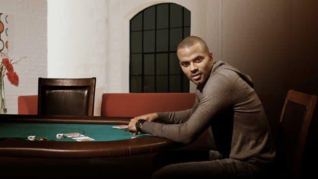 Tony Parker sera à la Série mondiale du poker